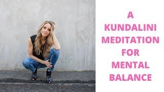 Kirtan Kriya Kundalini Meditation