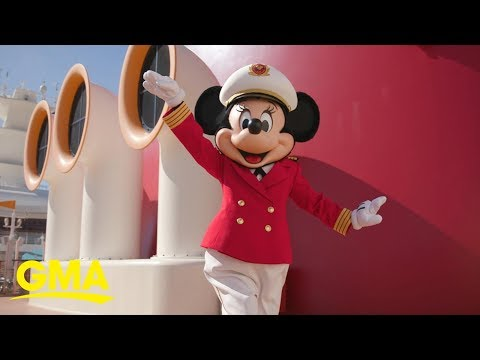 New Captain Minnie Mouse Is Wearing Pants, Inspiring Girls And Floating Our Boat | GMA Digital