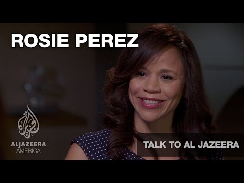 Rosie Perez - Talk to Al Jazeera