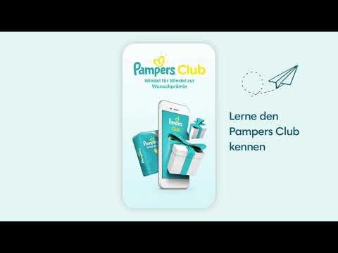 Pampers Club Prämien Erfahrung