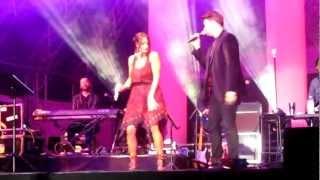 Sarah Connor - Your precious love in Bad Bergzabern