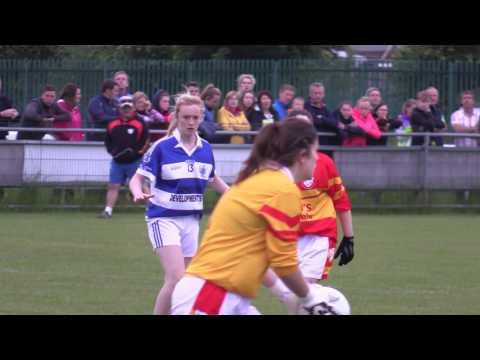 Cork Ladies Football - County League 1B Final - Kinsale V Éire Óg