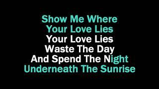 Love Lies Karaoke Khalid & Normani Video