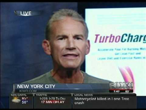 Turbocharged authors Dian and Tom Griesel talk with Good Day Colorado