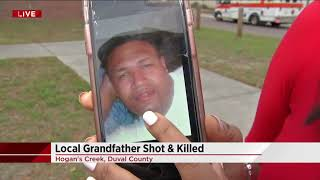 Local grandfather shot and killed