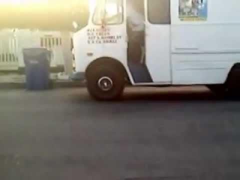 Wolfgang Icecream Truck