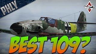War Thunder BF-109 K4- Best 109? w/SpeirstheAMAZINGHD!
