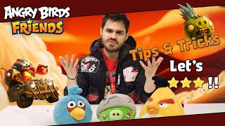 Angry Birds Friends | Tips & Tricks with Adrian Ep.5