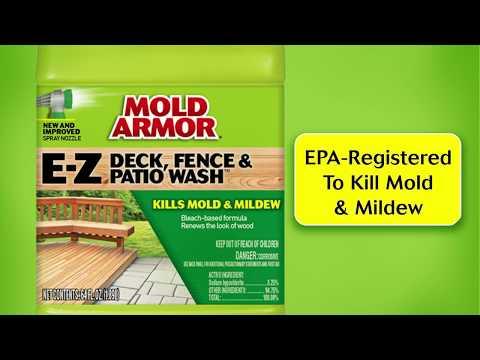 Mold Armor EZ Deck Wash Hose End