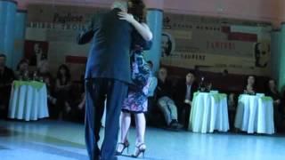 Alejandra Zavala & Toto Faraldo La noche del cumple de Fruto Dulce Tangos - 4 años!