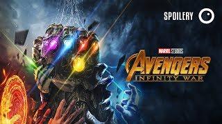 Avengers: Wojna bez granic - Omówienie ze spoilerami