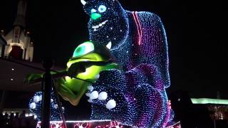 【Tokyo Disneyland】Electrical Parade Dreamlights 2015-7-30