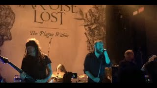PARADISE LOST - Widow @ Madrid (The Plague Within Tour 2015 )