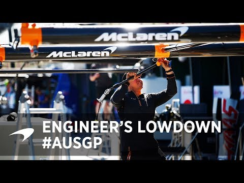 Engineer's Lowdown with Tom Stallard | Australian GP