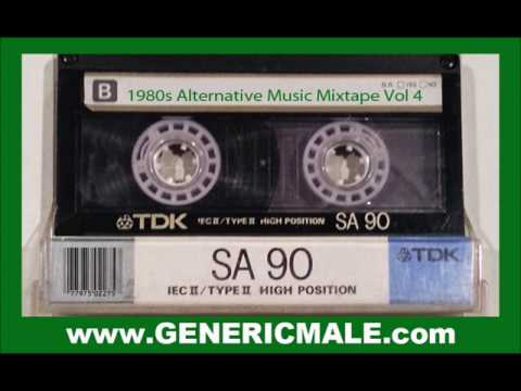 New Wave / Alternative Songs Mixtape Volume 4