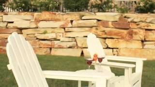 Polywood Kunststoff-gartenmöbel / Muebles De Poly-madera: Casa Bruno American Home Decor