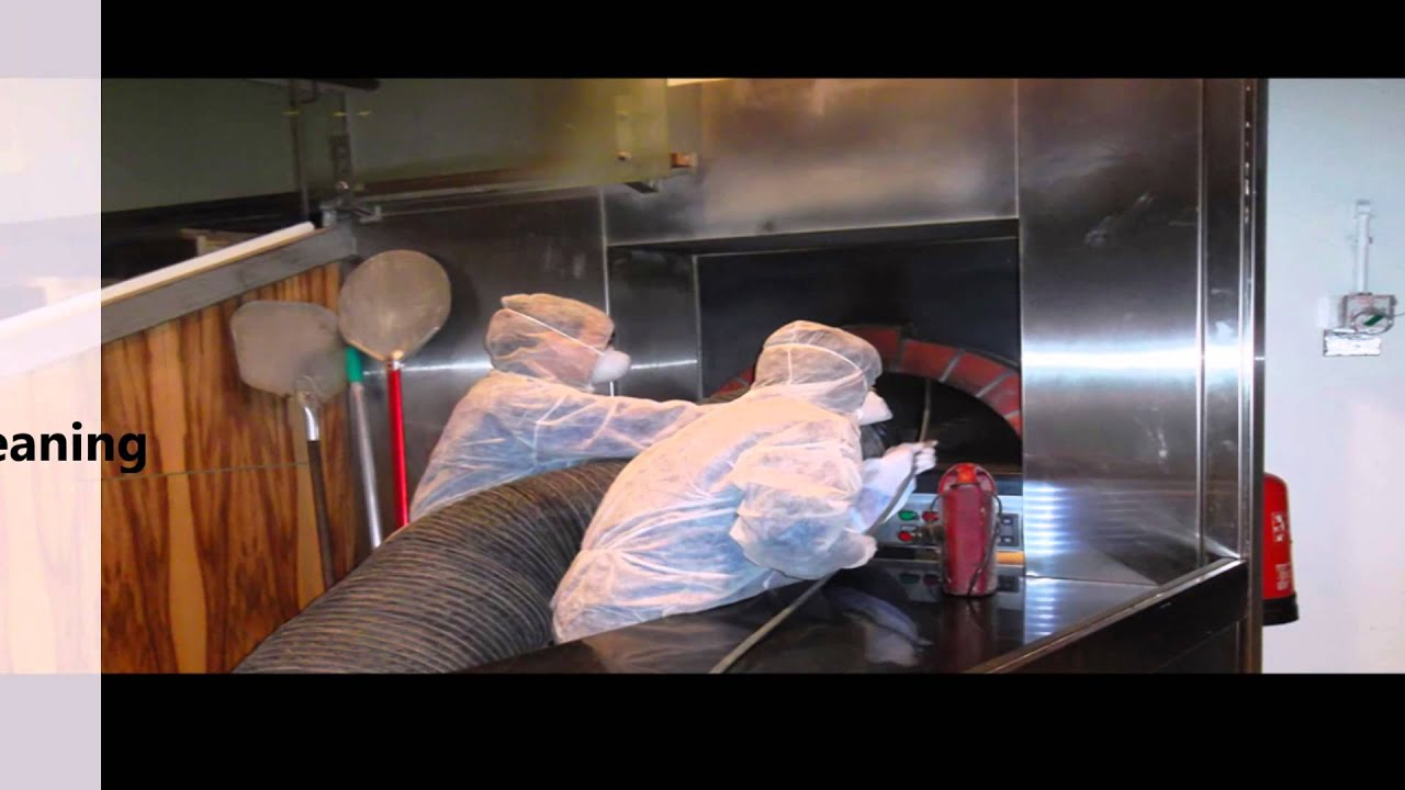Kitchen Hood Cleaning, Commercial Kitchen Deep Cleaning, Duct ...