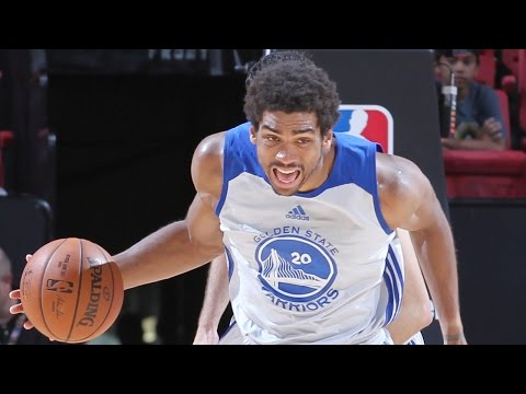 James Michael McAdoo Highlights - Las Vegas Summer League 2015