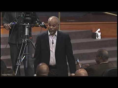 """Self-Control"" Pastor John K. Jenkins Sr. (Pass The Fruit - Part 8)"