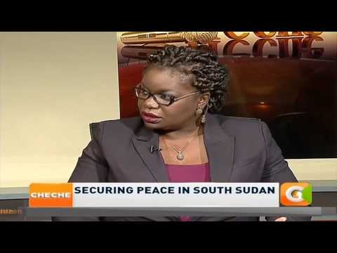 Cheche: Securing peace in South Sudan (part 2)
