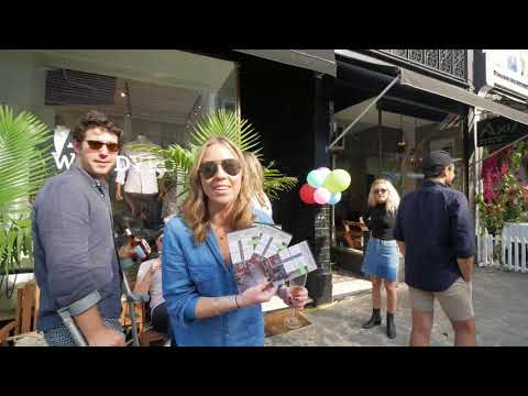 Sydney Video Walk 4K - William Street Festival Spring 2017
