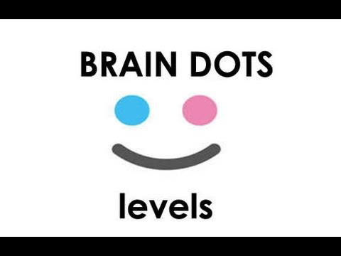 BRAIN DOTS LEVELS 45 - 55 GAMEPLAY (Android,Iphone,Ipad)
