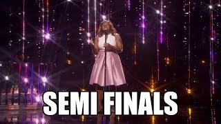 Kechi Okwuchi America's Got Talent 2017 Semi Finals|GTF