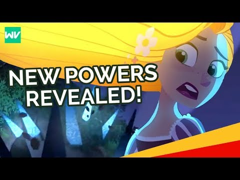 Rapunzel's Connection To The Black Rocks Explained! | Discovering Tangled The Series