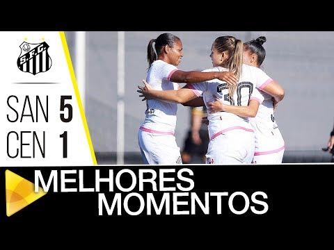 Sereias da Vila 5 x 1 Centro Olímpico | MELHORES MOMENTOS | Paulistão (11/06/17)