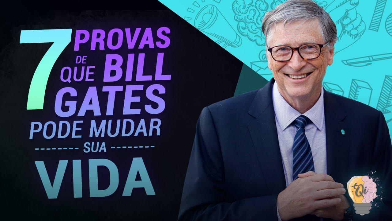 7 Frases De Bill Gates Para Mudar Sua Vida