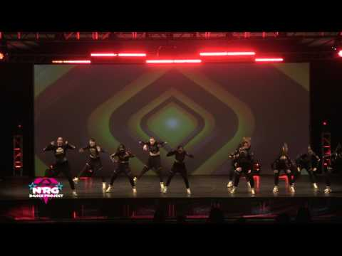 Competitive Hip Hop Team - East County Performing Arts Center