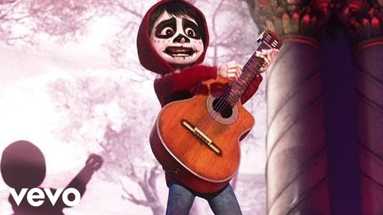 "Anthony Gonzalez, Antonio Sol – The World Es Mi Familia (From ""Coco"")"