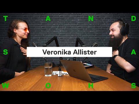 Veronika Allister: Byla jsem závislá na střídání mužů, biohacking mi ukázal, co skutečně chci