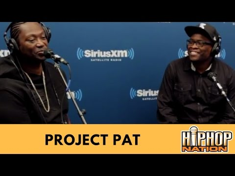 Project Pat Interview With Sarge And Talks New Mixtape, Working With Young M.A and More!