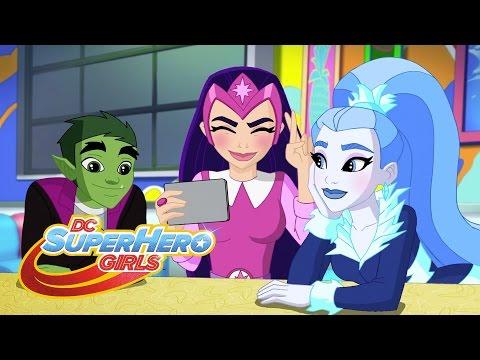 Героиня месяца: Сапфир | Серия 220 | DC Super Hero Girls