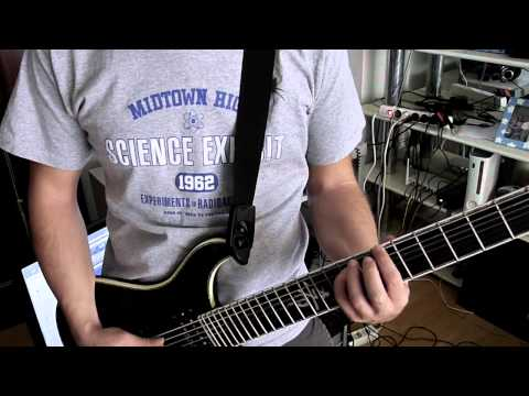 Grenade - Bruno Mars (metal cover by Jotun6662 / Leo Peña)