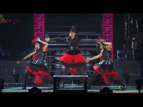 BABYMETAL  - YAVA  (Live compilation)