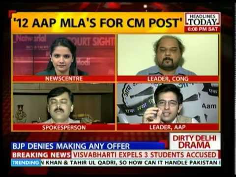 Dirty Delhi Drama: Did the BJP really try to lure Kumar Vishwas?
