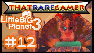 LittleBigPlanet 3 Playthrough Part 12 - Bunkum Lagoon [PS4]