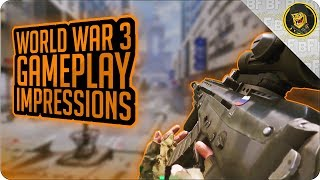 World War 3 Gameplay Trailer Impressions