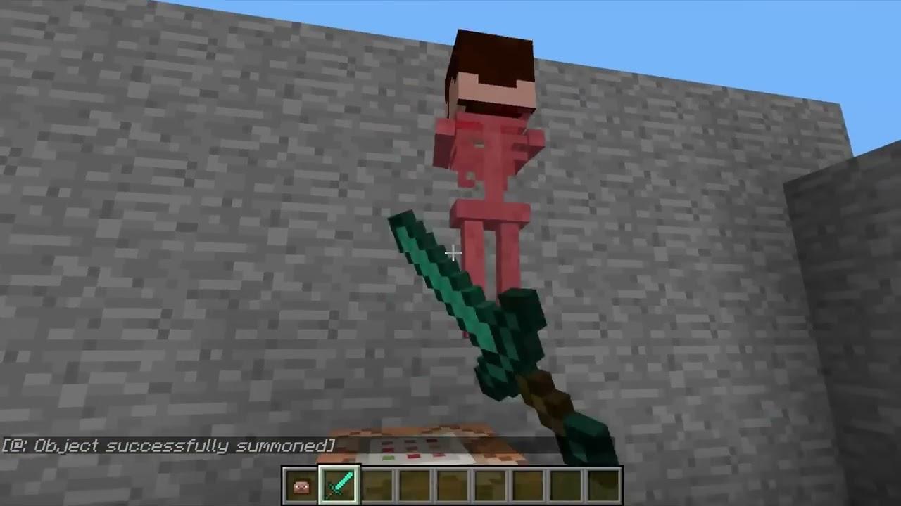 Deinen Eigenen Kopf In Minecraft Mob Heads Minecraft - Minecraft spieler kopfe geben command