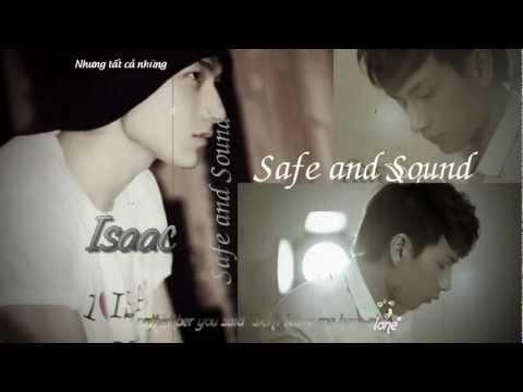 █▬█ █ ▀█▀ [MV HD] Safe And Sound (Cover) - Isaac 365 (Sub+Kara)