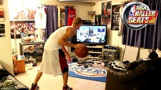 "let`s play "" NBA BALLER BEATS "" - XBOX KINECT - HIGHSCORE"