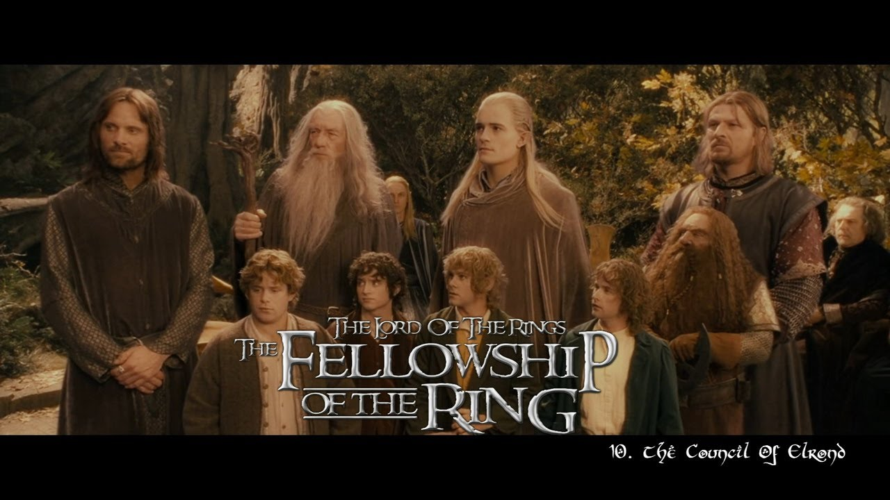 Download The Lord of the Rings - The Fellowship of the Ring (OST Original Soundtrack)