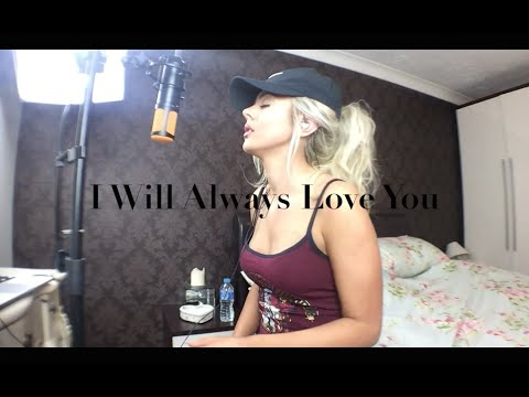 Whitney Houston | I Will Always Love You | Cover | Samantha