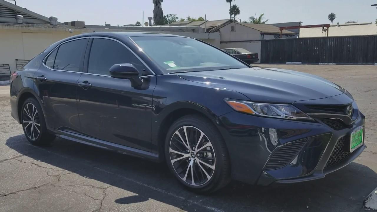 2018 Toyota Camry Se 3m Window Tint Youtube