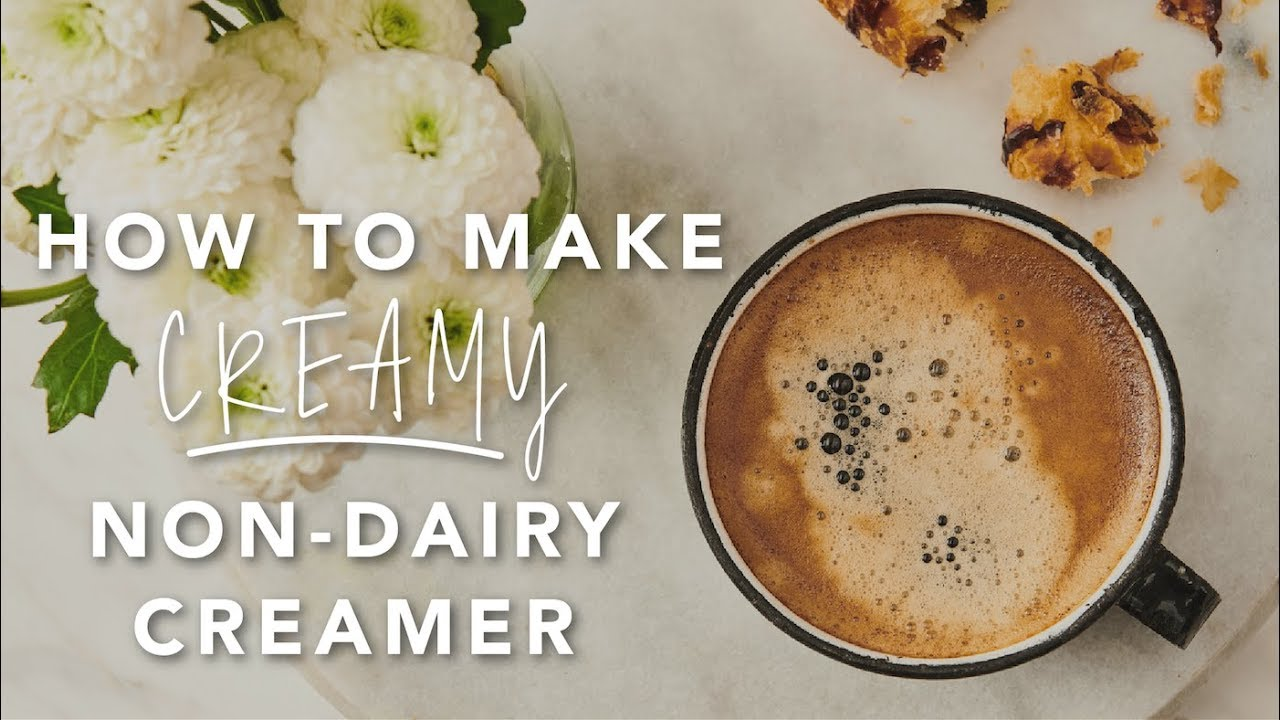How to make good coffee without creamer