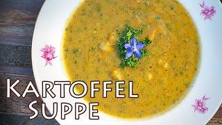Kartoffelsuppe + Rezept ++ The Krauts