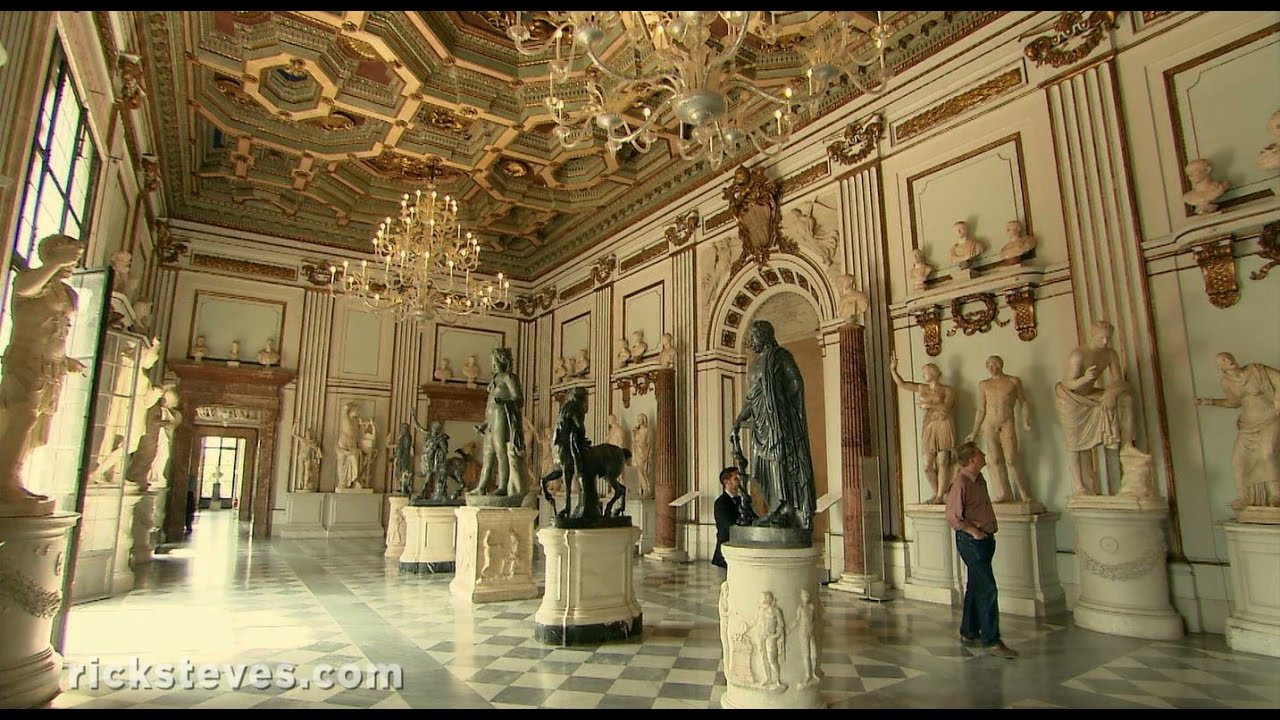 rome italy capitoline museums youtube