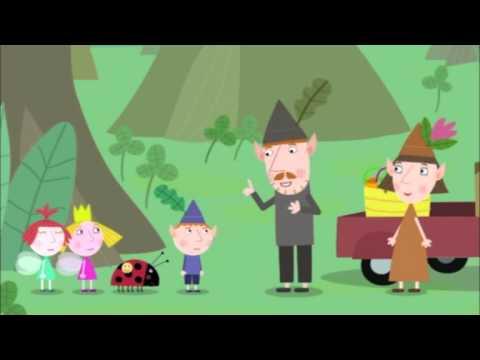 Le Petit Royaume De Ben Et Holly Les Vacances Nickelodeon Junior Youtube